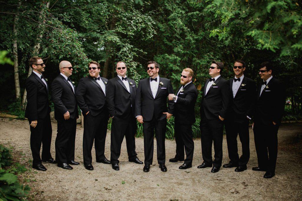 Dave Evans' Wedding
